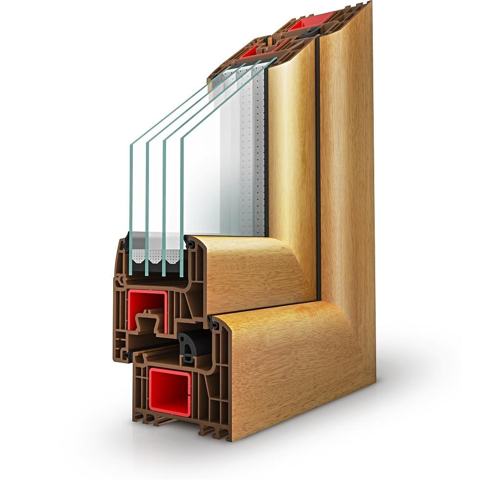 passivhus fönster trä